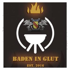 Baden in Glut
